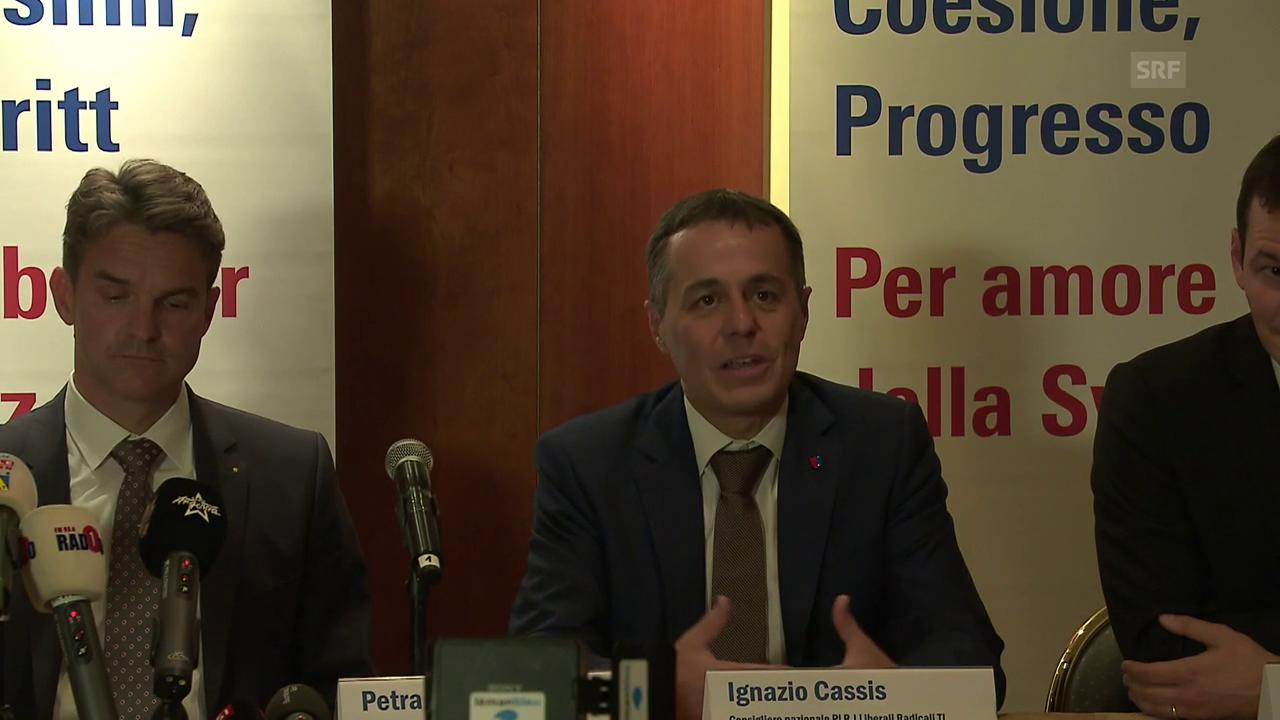 Cassis freut sich auf den gemeinsamen Schlussspurt