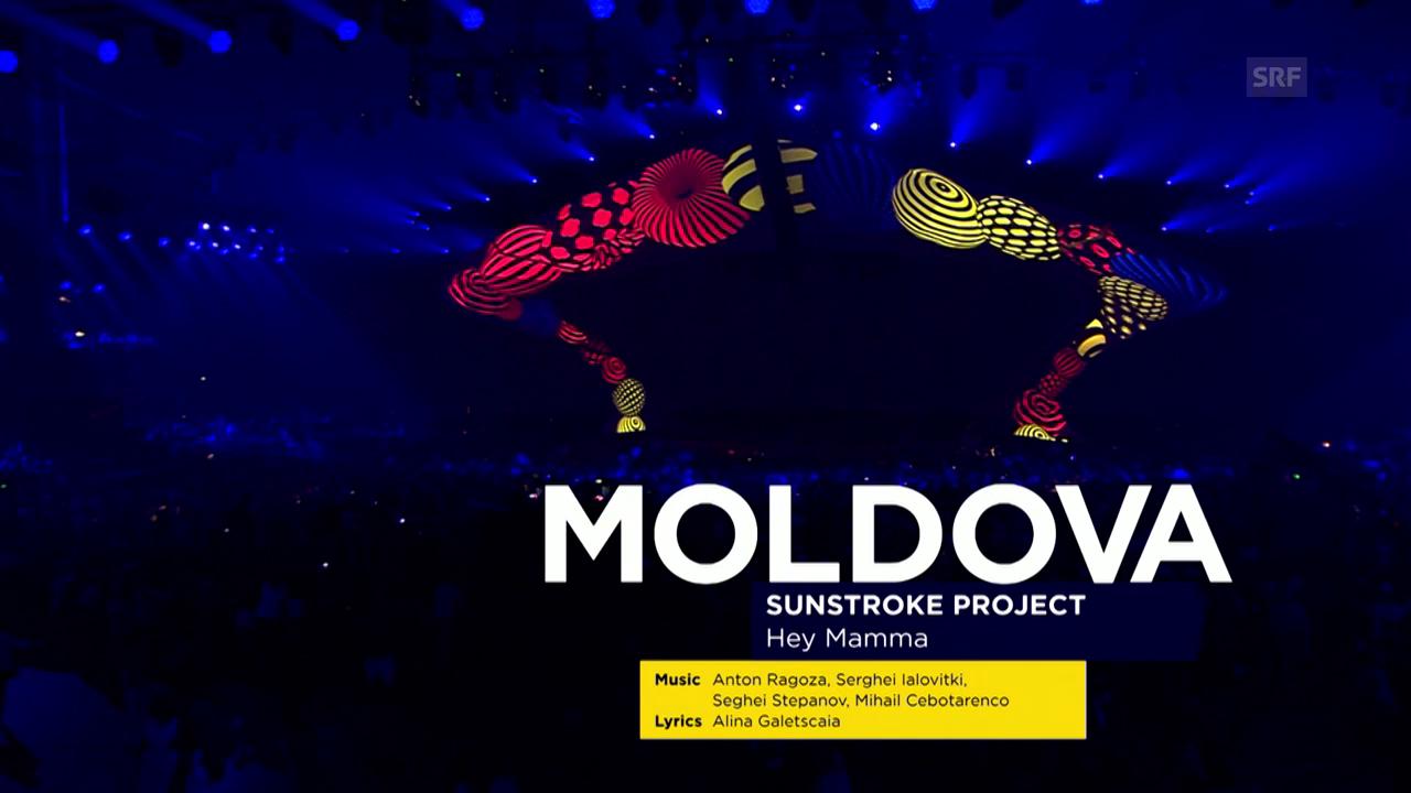 Sunstroke Project: «Hey Mamma»