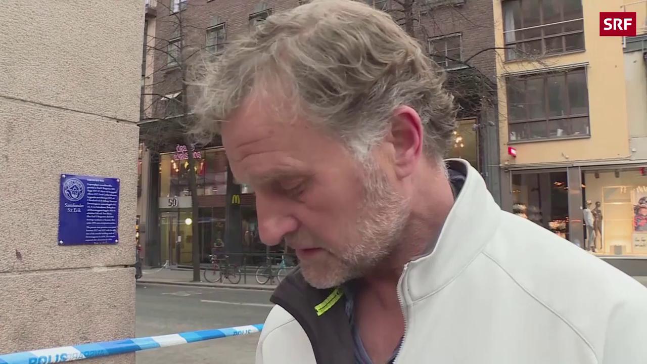 Berührende Stimmen aus Stockholm