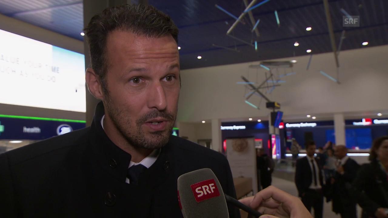 FCB-Sportchef Streller zur Rückkehr von Cedric Itten