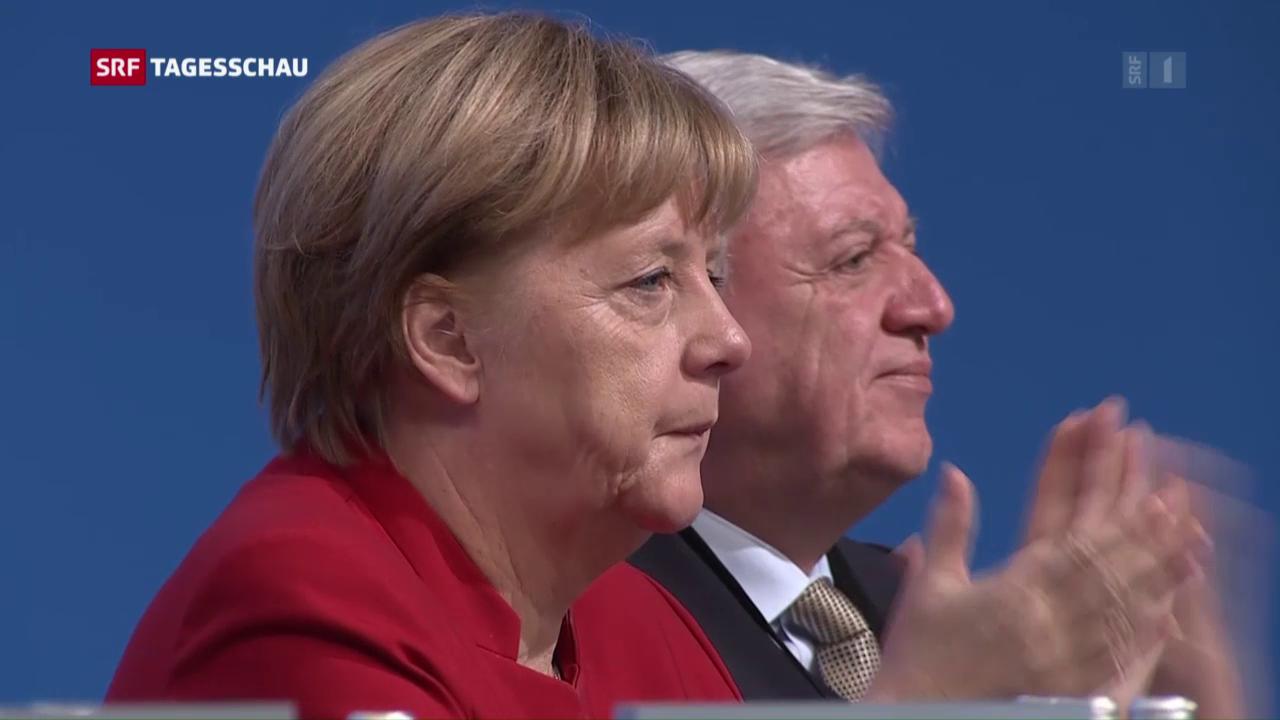 CDU feiert Angela Merkel