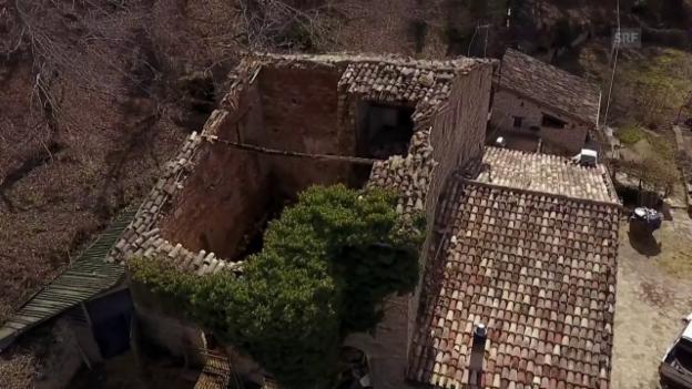 Video «Schäden am Agriturismo» abspielen