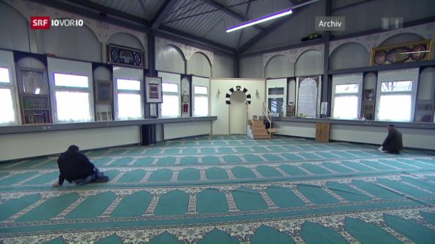 Video «Neue Vorwürfe an An'Nur-Moschee» abspielen