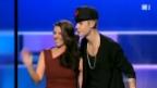 Video «Justin Bieber im Freudentaumel» abspielen