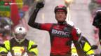 Video «Rad. 4. Etappe der Tour de Romandie» abspielen