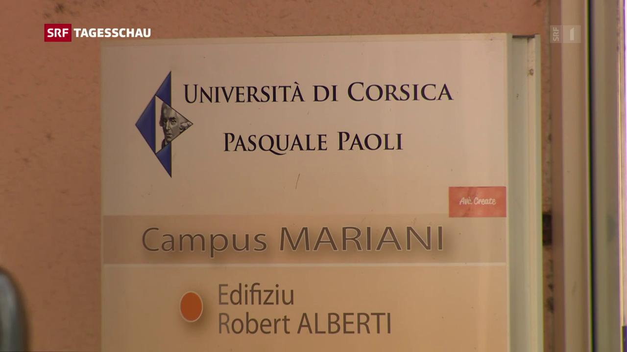 Nur noch einer von drei Korsen spricht Korsisch