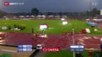 Video «LA: Schweizer Meisterschaften in Frauenfeld» abspielen