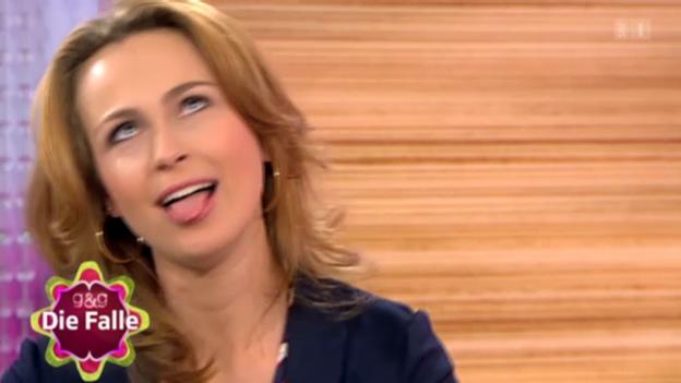 Video «Nina Havel wird verkuppelt und veräppelt» abspielen