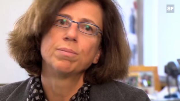 Video «Ursula Keller, Physik-Professorin ETH» abspielen