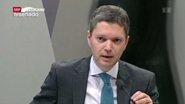 Video «Kritik ausgerechnet am Korruptionsermittler» abspielen