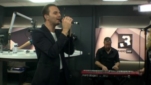 Video «Hurts «Beautiful Ones» – SRF 3 Live Session» abspielen