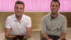 Video «Familiensache: Mario und Tobias Muntwyler vom «Circus Monti»» abspielen