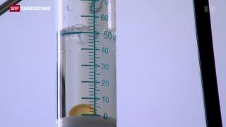 Video «Gesundheitsökonom plädiert für Kontrollsystem» abspielen