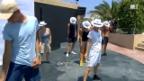 Video «Mirjam muss einspringen» abspielen