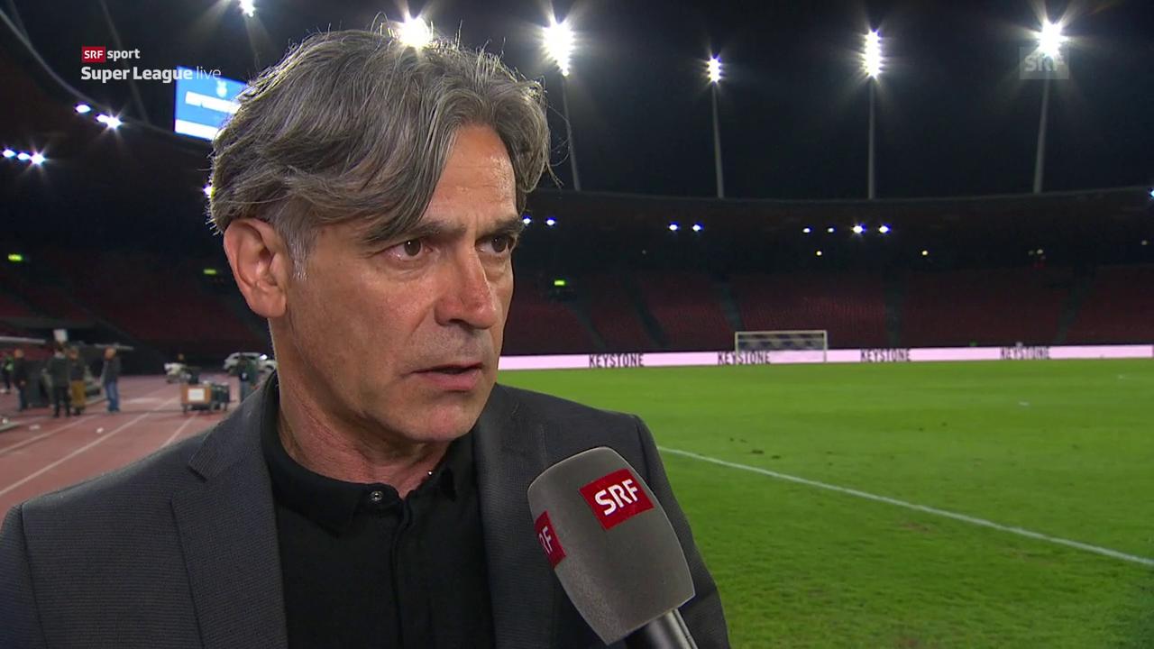 Jacobacci: «Es war ein kapitaler Match für uns»