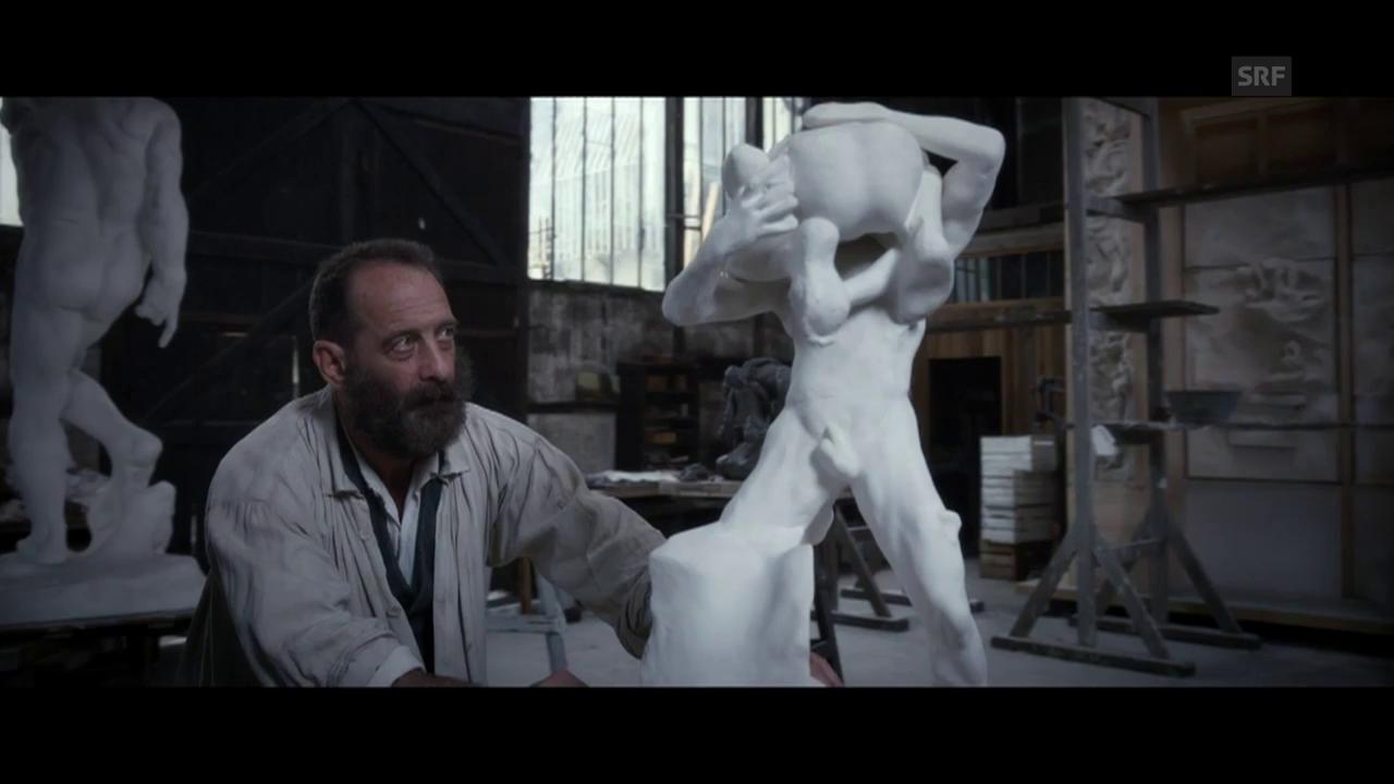 Trailer «Rodin»