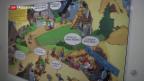 Video «Späte Ehre für Asterix-Schöpfer» abspielen
