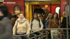 Video «Zunahme der Pendlerströme» abspielen