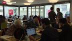Video «SP setzt bei Wahlen auf Telefonkampagnen» abspielen