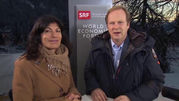 Video «Was Sie am Mittwoch in Radio & TV aus Davos erwartet» abspielen