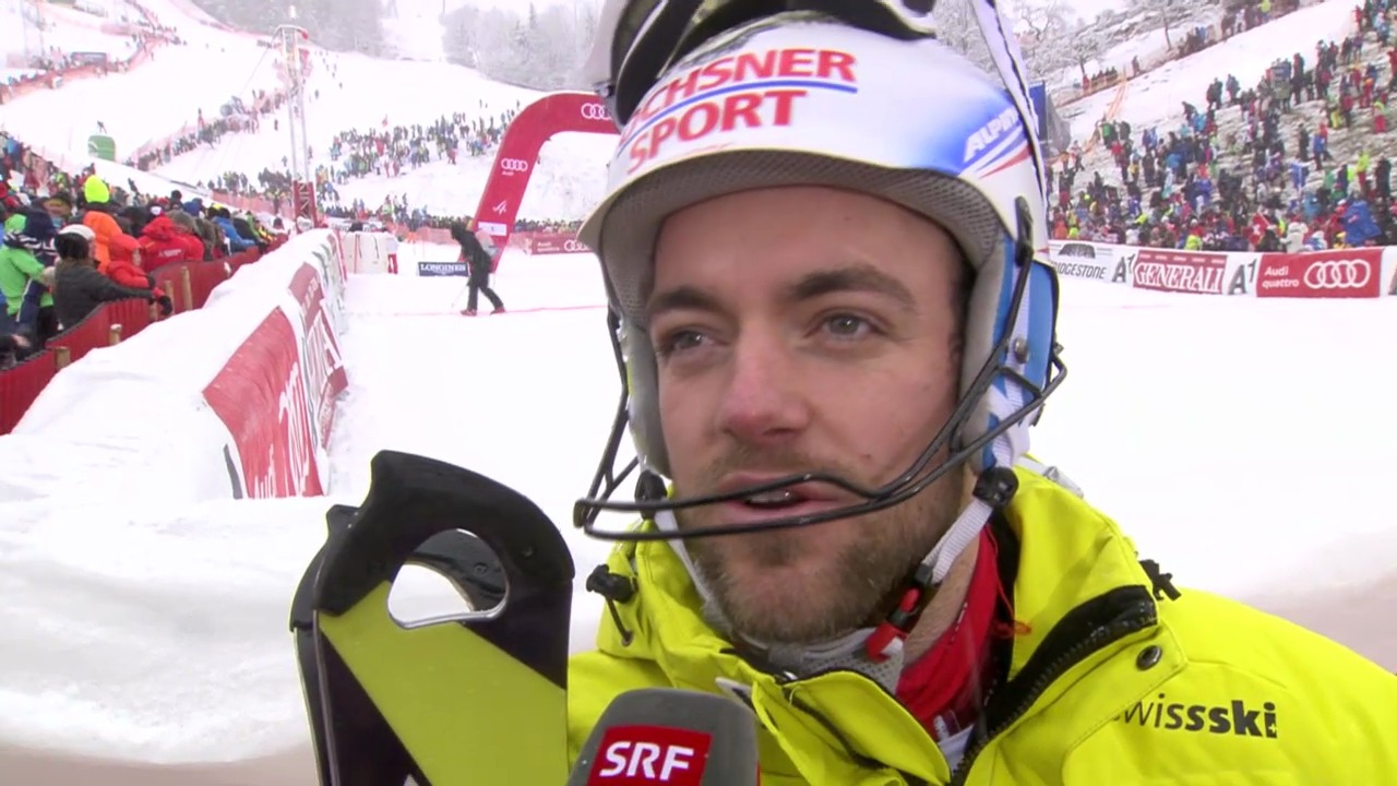 Ski: Markus Vogel im Interview