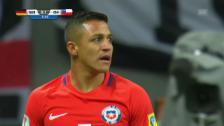 Link öffnet eine Lightbox. Video Live-Highlights Deutschland - Chile abspielen