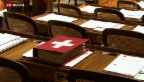 Video «Einbürgerung: Ständerat lockert Entscheid des Nationalrats» abspielen