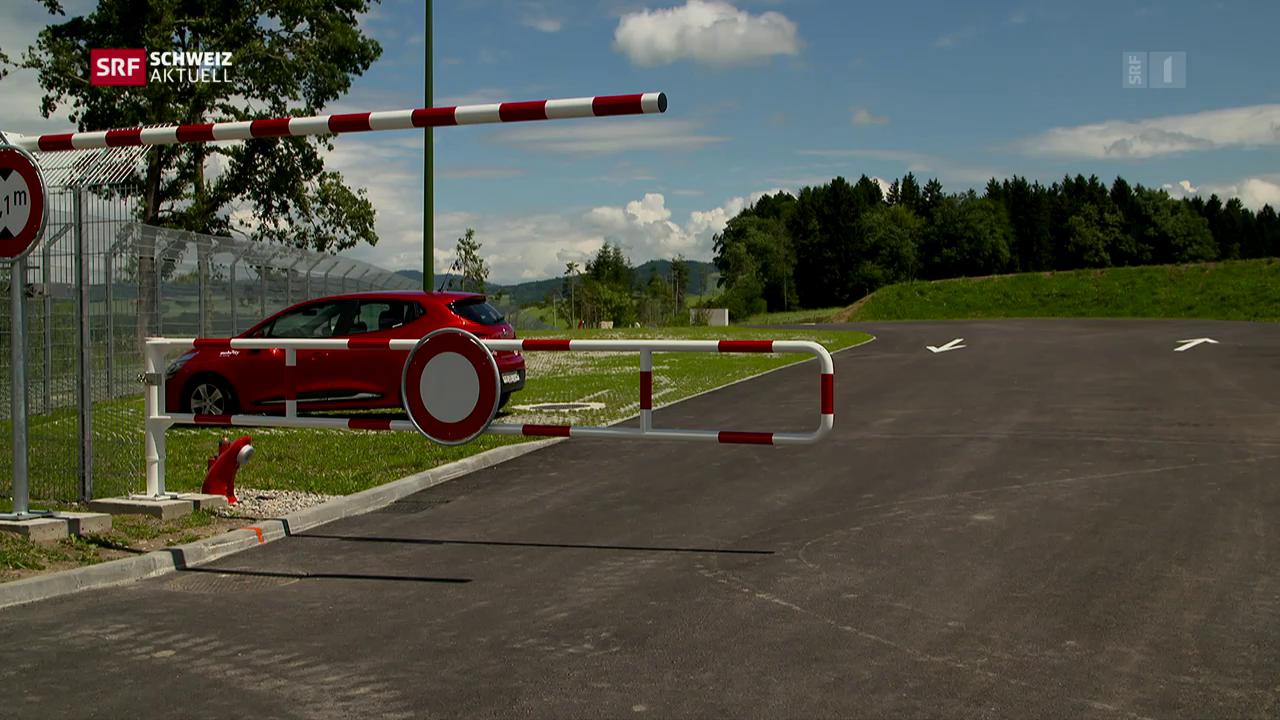 Umstrittener Standplatz für Fahrende