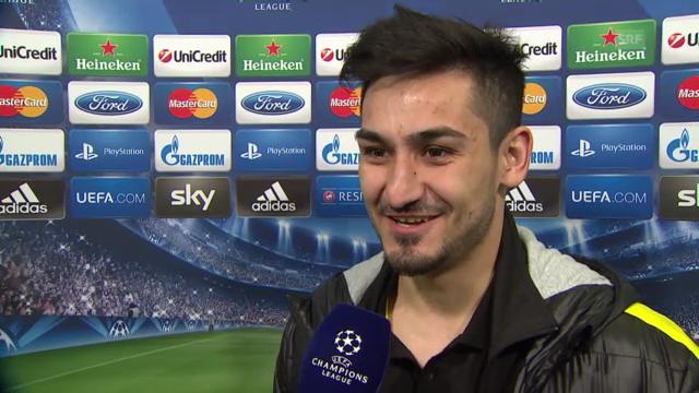 Interview mit Dortmunds Ilkay Gündogan