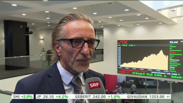 Video «SRF Börse vom 04.07.2013» abspielen
