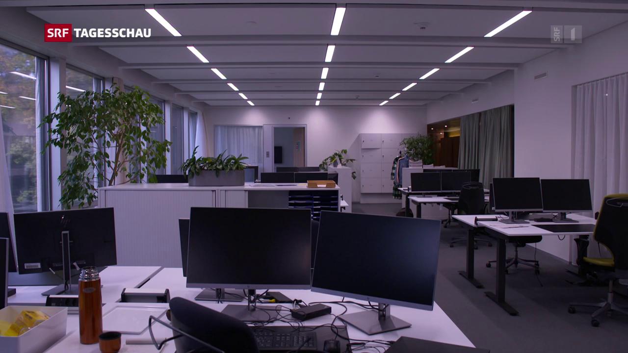 Das Neuste Zur Coronakrise Die Halfte Aller Angestellten Arbeitet Im Homeoffice News Srf
