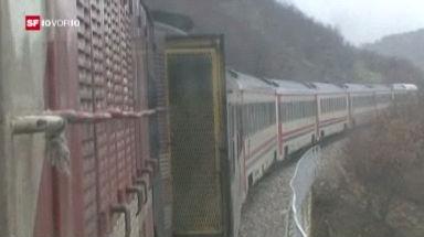 10vor10 Serie: Transasia-Express