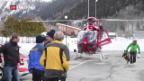 Video «Lawinenunglück im Wallis» abspielen