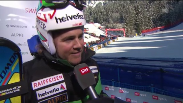 Video «Ski alpin: Interview mit Marc Berthod» abspielen
