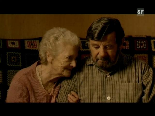 Kurzfilm «Exit» mit Stephanie Glaser. Regie: Benjamin Kempf, Autor: Jann Preuss.
