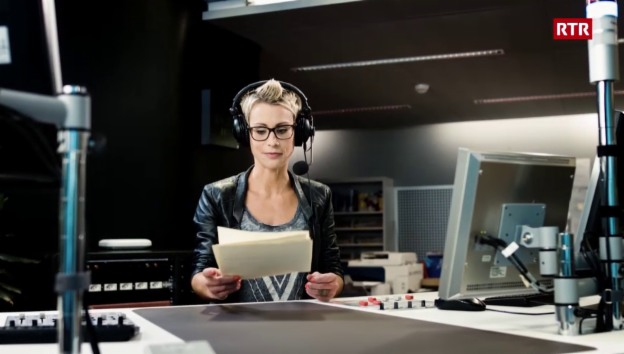 Laschar ir video «Lavurar tar RTR - Spot da kino»
