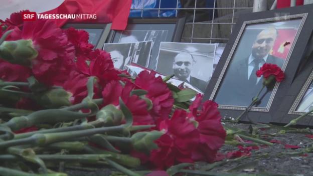Video «Istanbul-Attentäter gefasst» abspielen