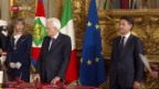 Video «Die Angst der italienischen Wirtschaft» abspielen