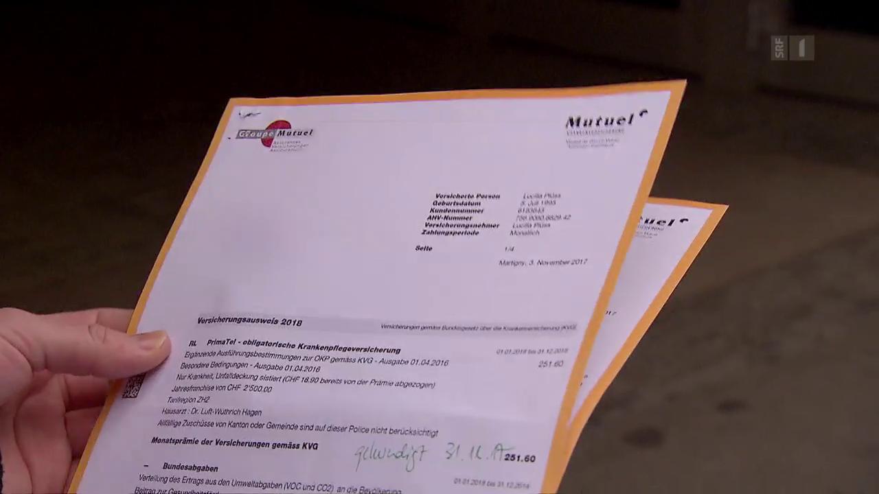 Noch mehr Klagen: Groupe Mutuel betreibt rücksichtslos