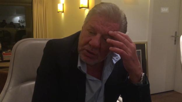 Video «Jürg Marquard: Beharrlichkeit zahlt sich aus» abspielen
