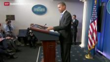 Video «Obama spricht über Regierungsjahr 2013» abspielen