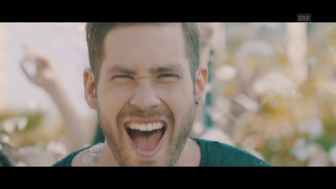 Israel - IMRI mit «I Feel Alive»