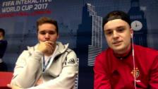 Link öffnet eine Lightbox. Video «CodyDerFinisher» über seinen Gruppensieg und das Turnier abspielen