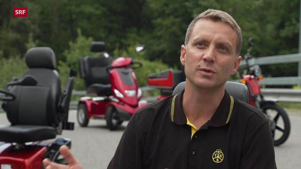 TCS-Experte Stefan Eichenberger: «Die meisten Fahrzeuge erfüllen die technischen Anforderungen. Entscheidend sind die persönlichen Vorlieben.»