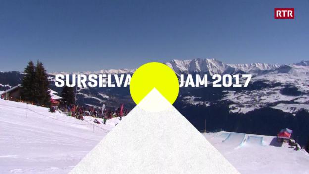Laschar ir video «Surselva Jam 2017 – L'entir livestream»
