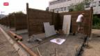 Video «Endspurt auf dem Strichplatz» abspielen