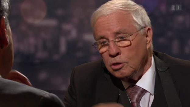 Video «Gast: Christoph Blocher» abspielen