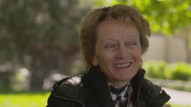 Video «Eveline Widmer-Schlumpf: Die Linkshänderin» abspielen