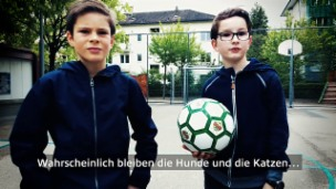 Video «Tom (9) und Nick (9) aus Zürich» abspielen
