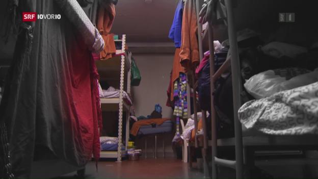 Video «Asylheime sollen radikalisierte Flüchtlinge melden» abspielen